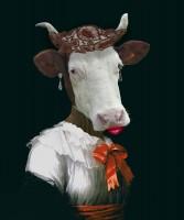 hervey, bestiaire imaginaire, digigraphie, gravure numérique, hommage à elisabeth vigée le brun