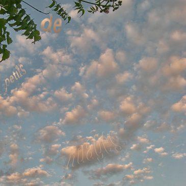 Nuagerie – De petits nuages…