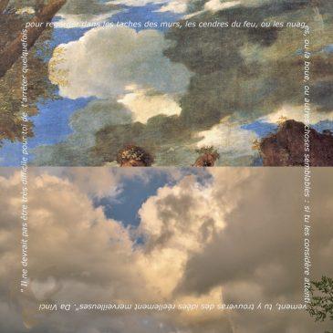Nuagerie – Hommage à Vinci