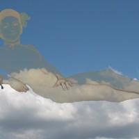 hervey, digigraphie, nuagerie, gravure numérique, rêve ancien