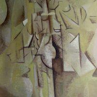 hervey, peinture, tempera, des corps attaqués, Jean Tortel 5