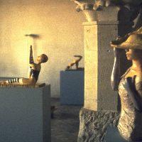 hervey, sculptures, expo Musée d'Auxerre