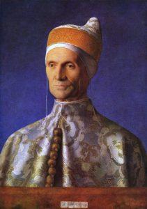 Giovanni Bellini Doge Loredana
