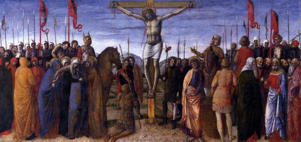 Jacopo Bellini : Crucifixion Musée Correr Venise