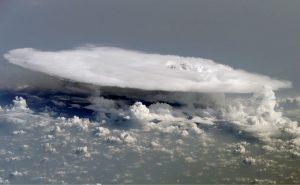 nuage numulonimbus