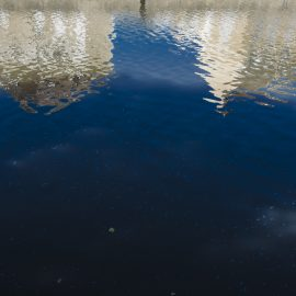 hervey, digigraphie, clamecy, reflets, river 27