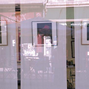 Clamecy/Reflets/vitrine 10