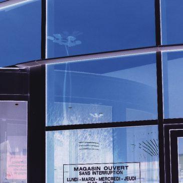 Clamecy/Reflets/vitrine 3