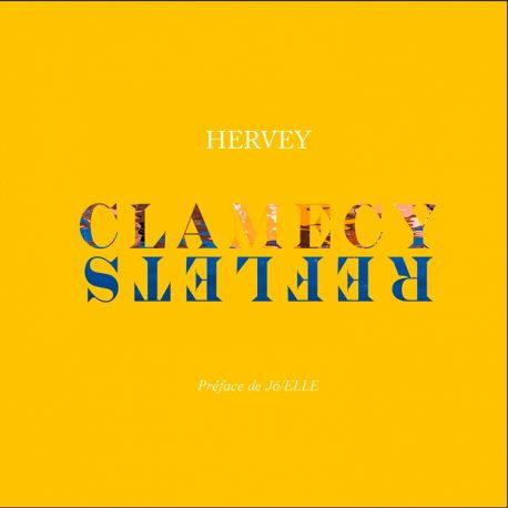 Livre Clamecy/Reflets, édition RV 2018, première de couverture