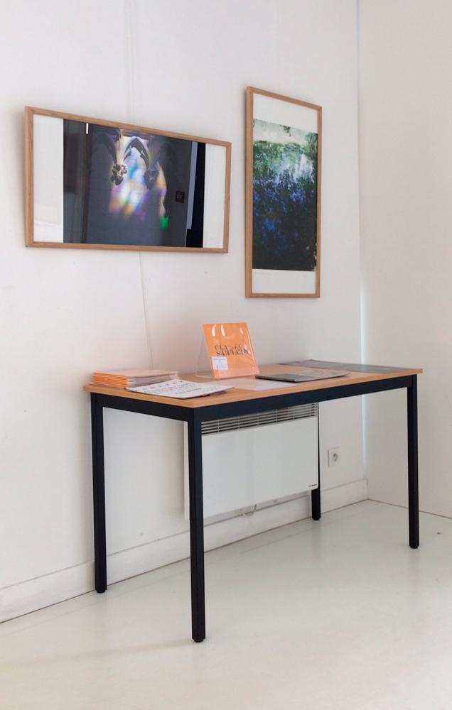 Hervey, Clamecy/Reflets, Galerie de l'Office, juillet 2018