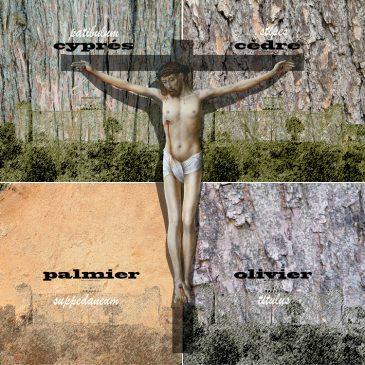 Les quatre bois de la croix