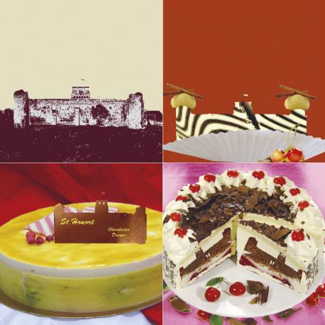hervey, déclinaison, gravure numérique, complètement gâteau