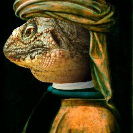 hervey, bestiaire imaginaire,vénéziano