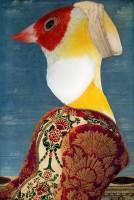 hervey, bestiaire imaginaire, digigraphie, gravure numérique, hommage à Antonio Pollaiuolo
