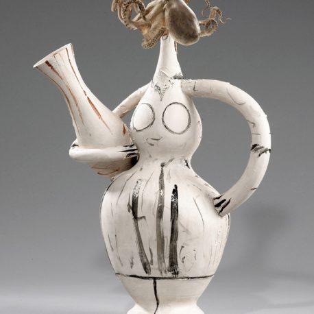 hervey, bestiaire imaginaire, digigraphie, gravure numérique, hommage à Picasso
