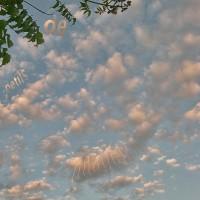 hervey, digigraphie, nuagerie, de petits nuages...