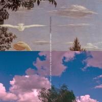 hervey, digigraphie, nuageire, hommage à Piero