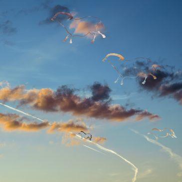 Les nuages de condensation