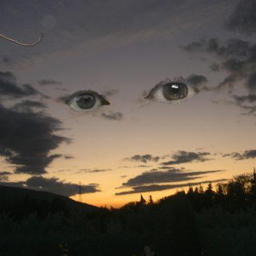 Nuagerie – Portrait de l'artiste déguisé en nuage