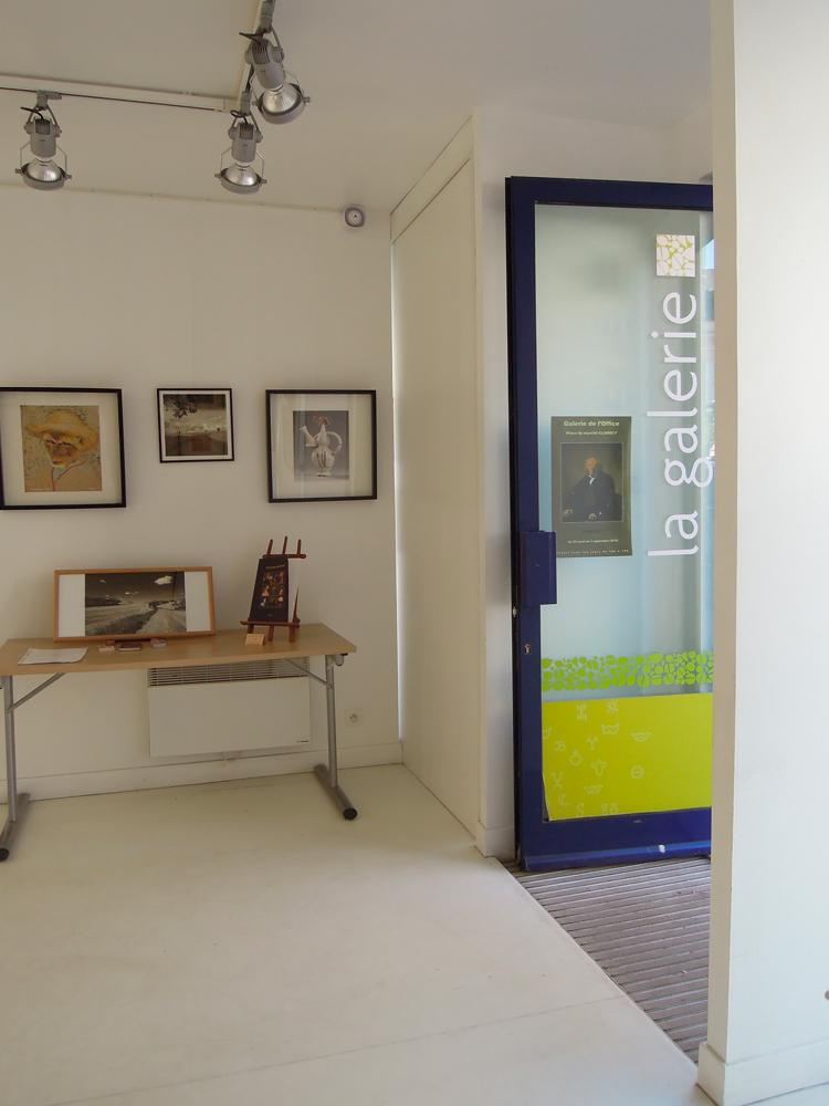 hervey, expo galerie de l'office 2016 bestiaire imaginaire