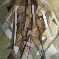 hervey, peinture, tempera, des corps attaqués, Jean Tortel2