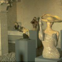 hervey, sculpture, expo, Musée d'Auxerre