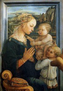 Filippo Lippi : Maternité