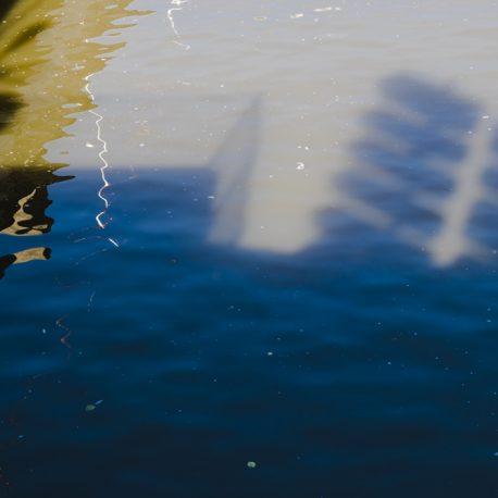 Hervey, digigraphie, Clamecy-Reflets-eau 28