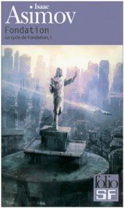 Fondation Isaac Asimov, Gallimard folio