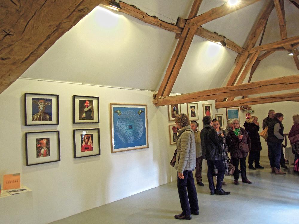 Centre Régional d'Art Contemporain de Fontenoy le 01/04/2018