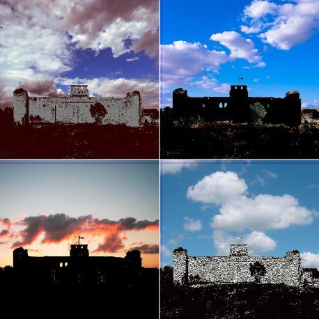 Hervey, DECLINAISONS Ces beaux nuages