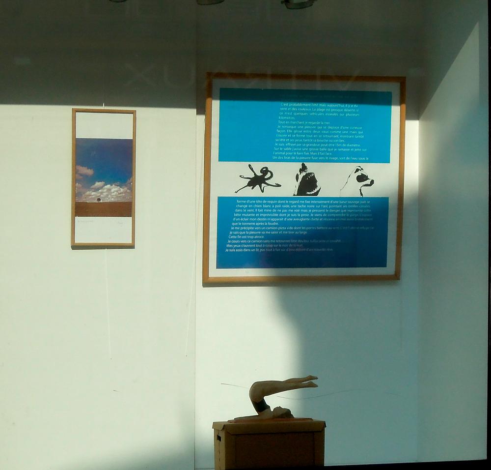 Hervey, Exposition de juillet 2018, CLAMECY/REFLETS