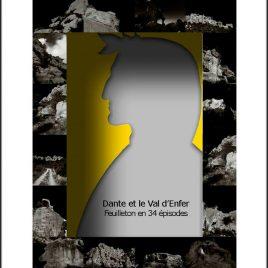 Hervey, livre, illustration l'Enfer de Dante 2019, première de couverture