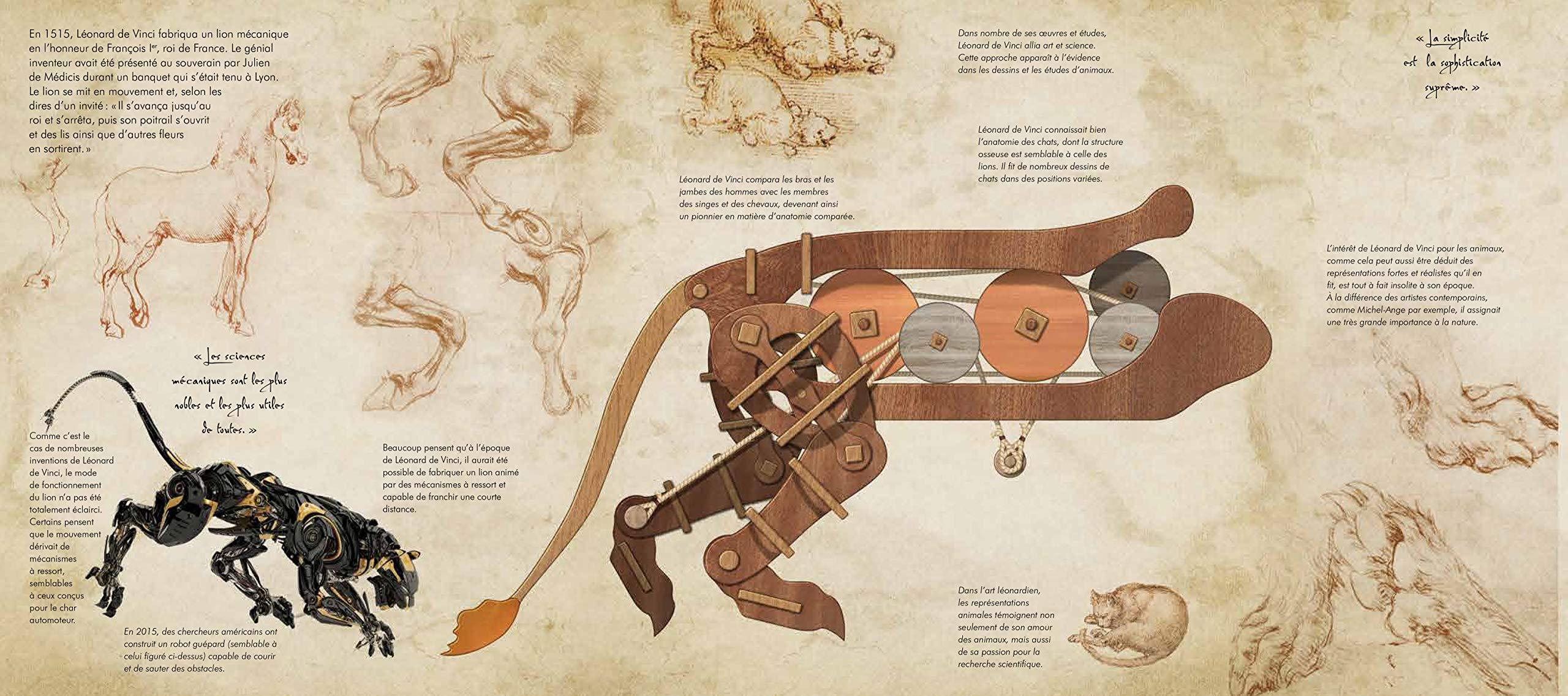Vinci magicien et maitre de cérémonies