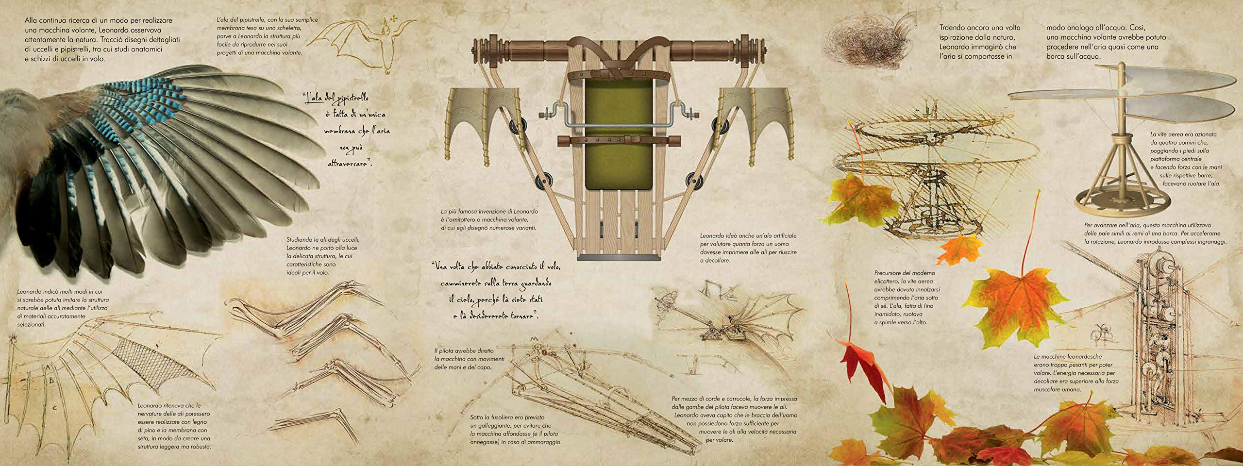 Vinci inventeur