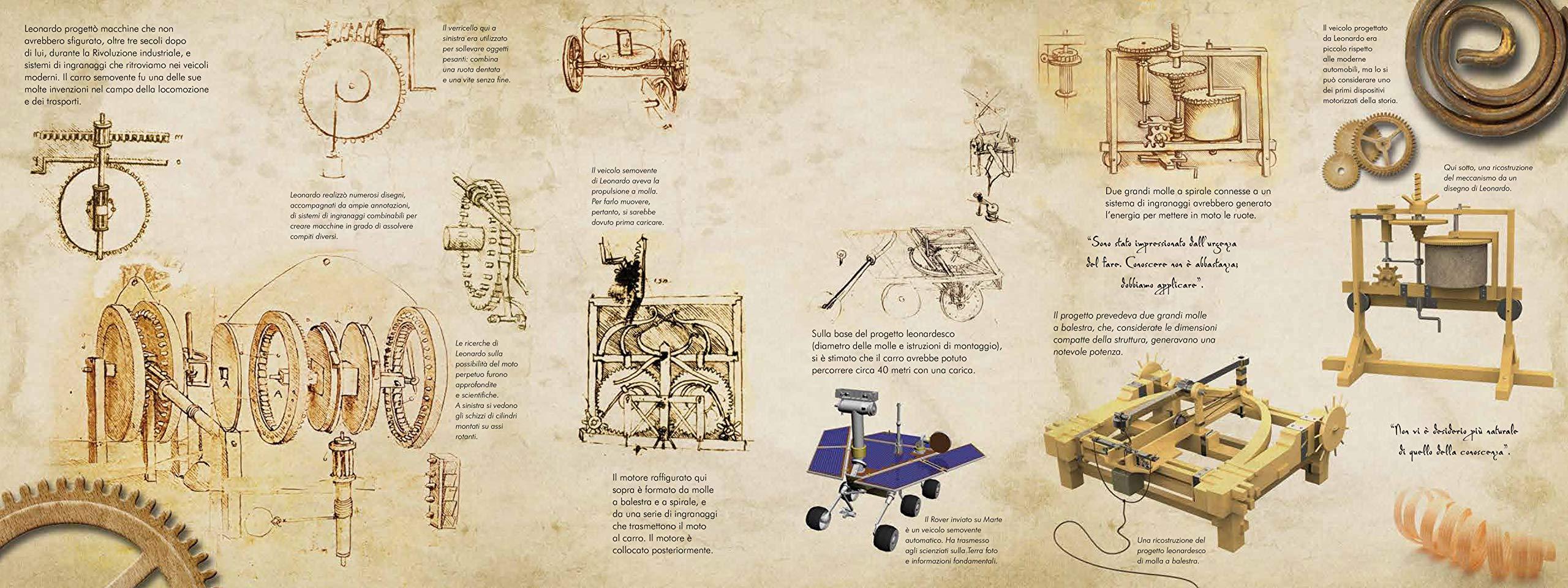 Vinci mécano