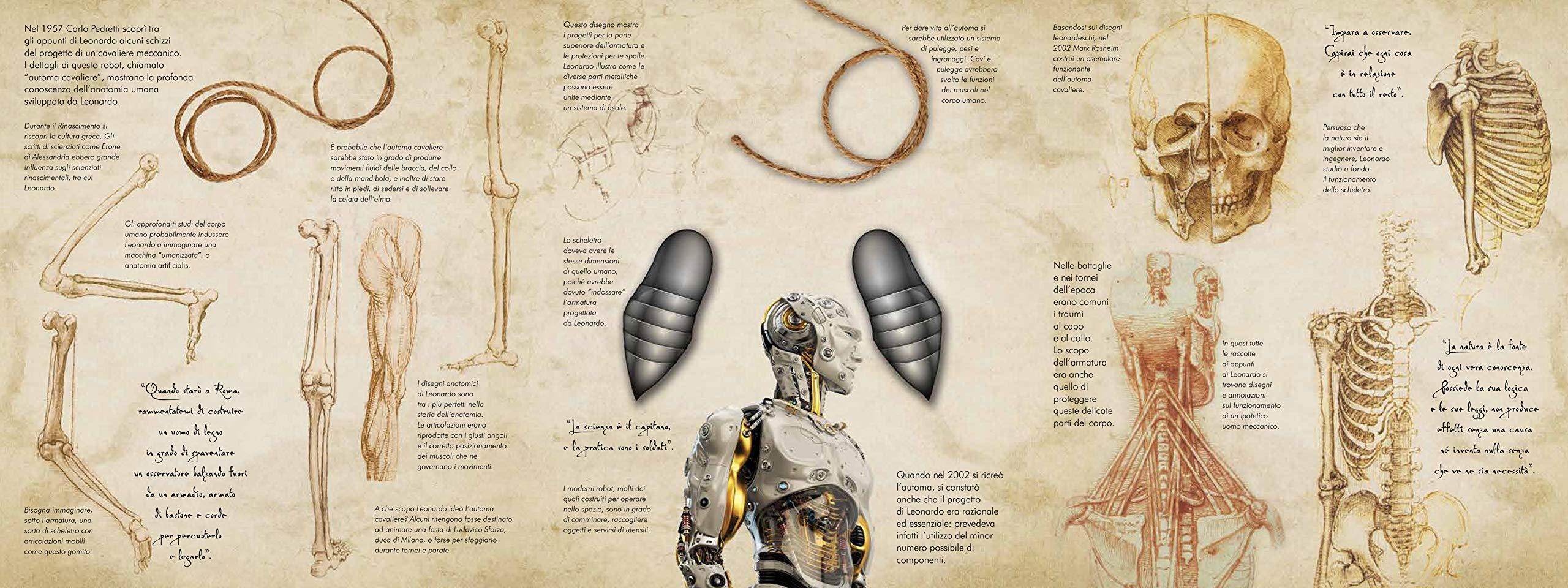 Vinci et la robotique