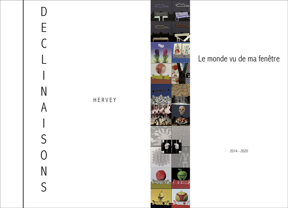 Hervey livre tome 2 DECLINAISONS