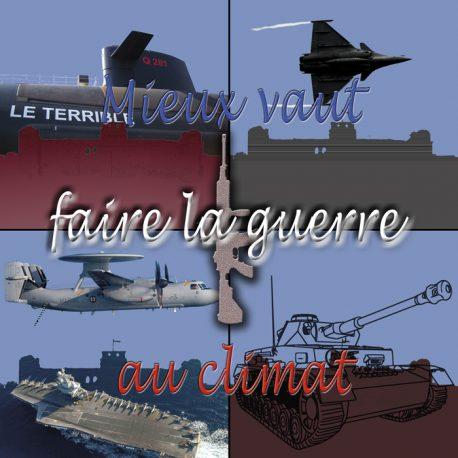 """Hervey Déclinaison """"Armement militaire"""""""