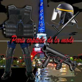Hervey 2020 Paris capitale de la mode