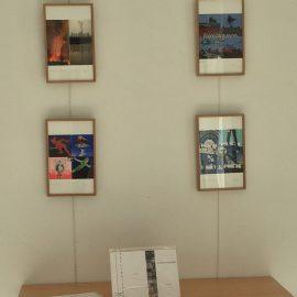Hervey Déclinaisons Livre et gravures Galerie de l'Office 2020 Clamecy