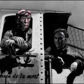 Hervey Parodie le train de la mort