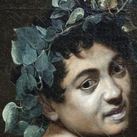Le Caravage Autoportrait supposé 1