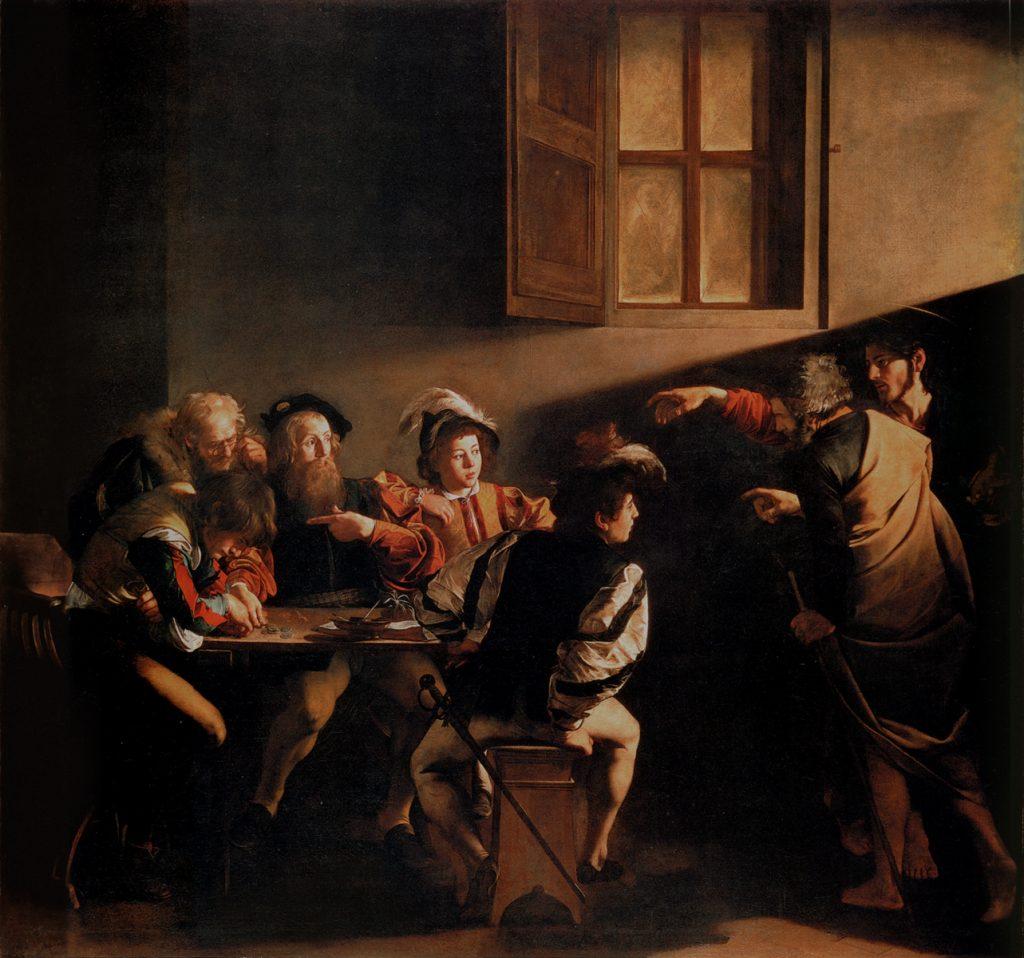 La conversion de Mathieu
